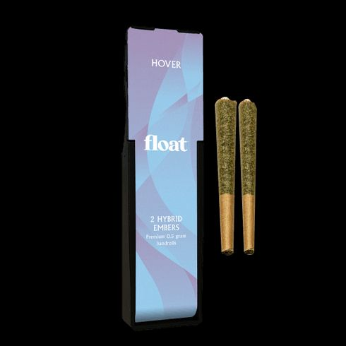feature image 2 Pack Pre-rolls - Black Jack (Hover)