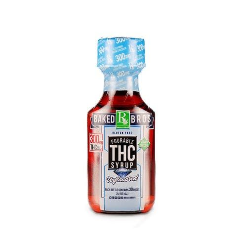 feature image 150mg - 1oz Original Baked Bros™ Pourable THC Syrup