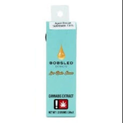feature image Bobsled - Blood Diamonds Live Resin Sauce 1g Cartridge