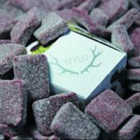 feature image (MED) WYLD | Marionberry Gummies | 100MG