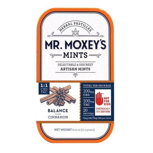feature image 1:1 Balance Cinnamon Mints - Moxey