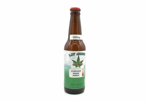 feature image 300mg Cannabis Fruit Punch Just Us Eats
