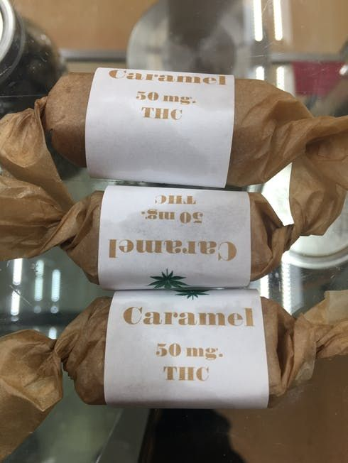 feature image 50mg Caramel