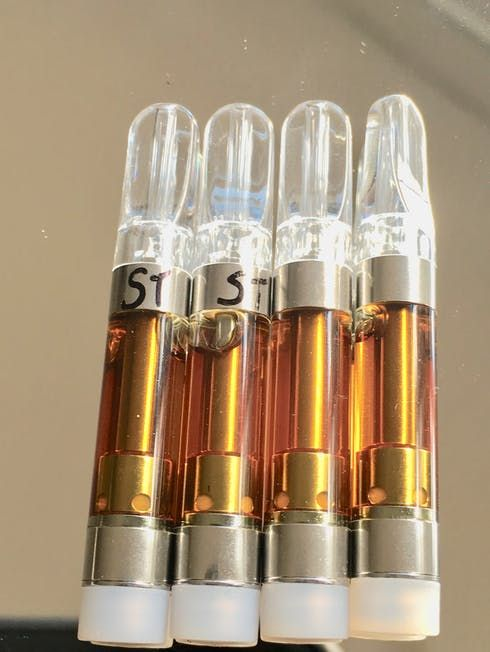 feature image 91% Distillate Vape  Cartridges