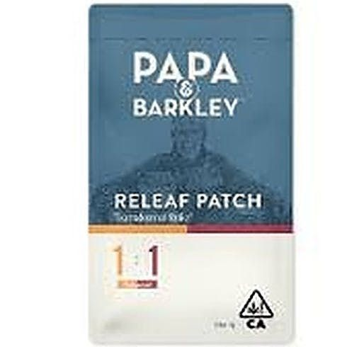 feature image 1:1 CBD:THC Releaf Patch 30mg