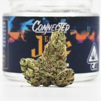 feature image Connected Cannabis Co. - El Jefe - (20% THC)