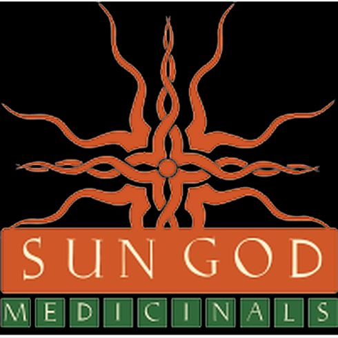 feature image  Aja Indica THC Capsules by Sun God