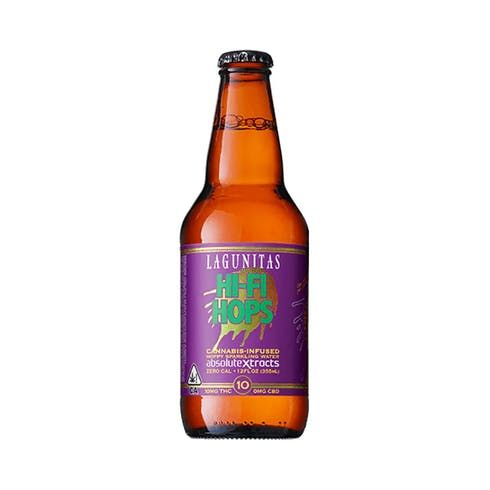 feature image 10MG THC HOPPY SPARKLING WATER