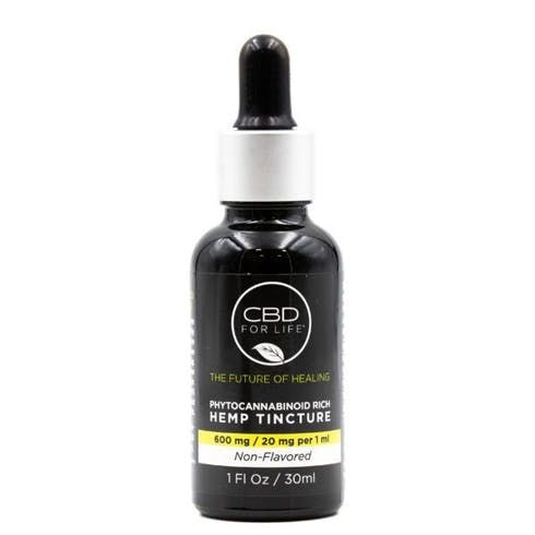 feature image CBD For Life 600mg Tincture