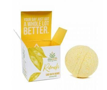 feature image Bath Bombs - Refresh