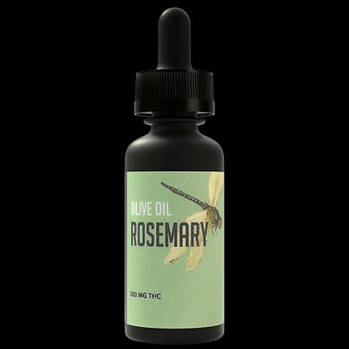 feature image Binske Tincture 300mg- Rosemary