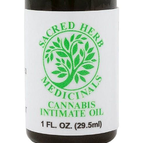 feature image  Intimate Oil