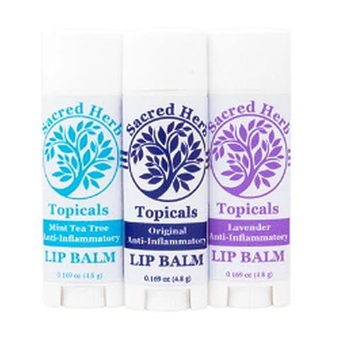 feature image  Lavender Lip Balm