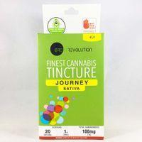 feature image Journey Sativa Tincture