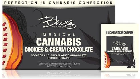 feature image Bhang - Cookies & Cream 200mg (Indica)
