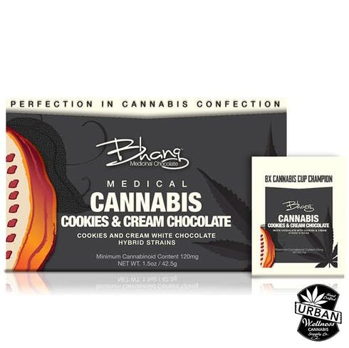 feature image Bhang - Cookies & Cream 200mg (Sativa)