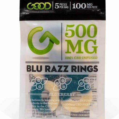 feature image CBD Blu Razz Rings