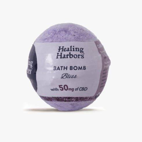 feature image Bliss Bath Bomb