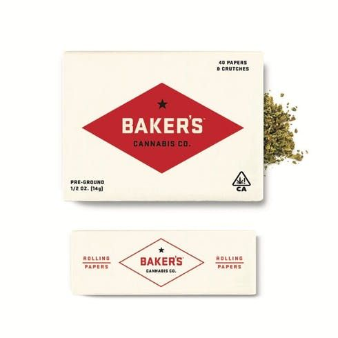 feature image Baker's Cannabis | GMO