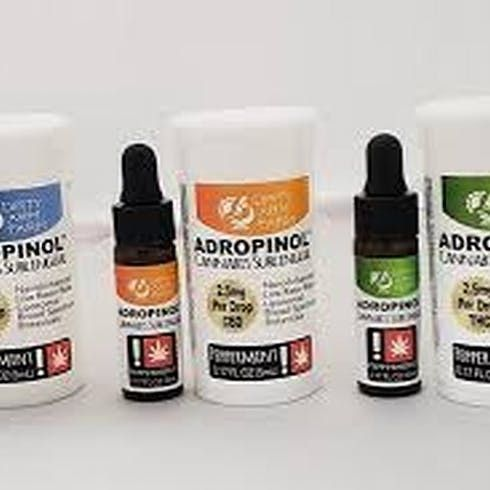 feature image ADROPINOL SUBLINGUAL PEPPERMINT 1:1
