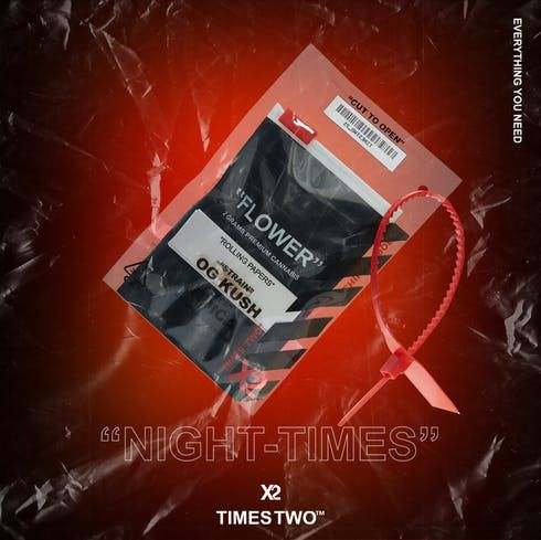 "feature image ""CAMPFIRE KIT"" - OG KUSH  2g  TIMESTWO Indoor"