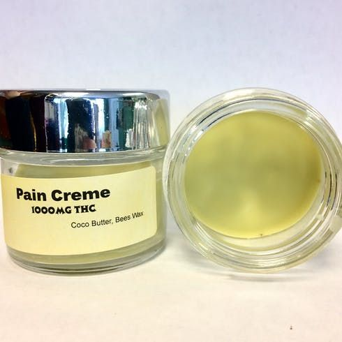 feature image 1000 mg  THC Pain Cream