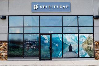 store photos Spiritleaf - Moose Jaw
