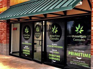store photos PrimeTime Cannabis