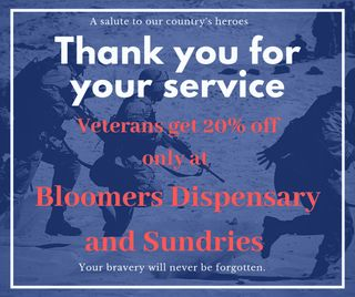 store photos Bloomers Dispensary and Sundries