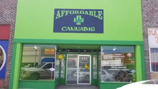 image feature Affordable Cannabis