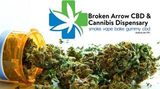 image feature Broken Arrow CBD & THC Dispensary