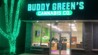 image feature Buddy Green's Cannabis Co.