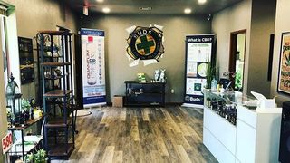 image feature Buds CBD and Dispensary