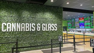 image feature Cannabis and Glass - Liberty Lake