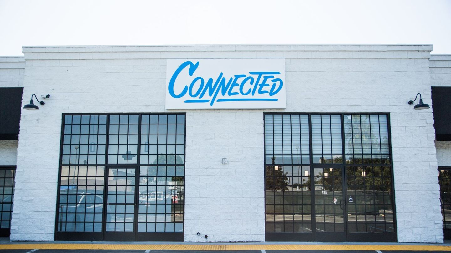image feature Connected Cannabis Co, Bellflower