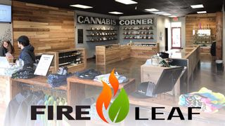 image feature Fire Leaf Dispensary - Norman