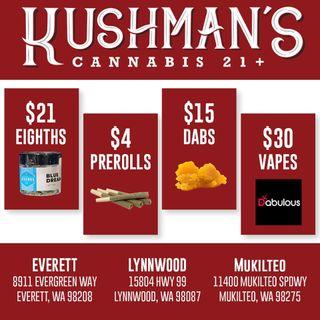 image feature Kushman's - Lynnwood