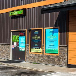 image feature KushMart - South Everett