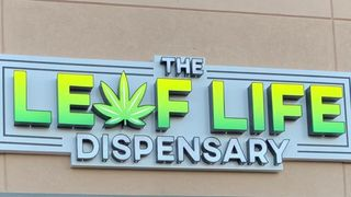 image feature Leaf Life Dispensary - Now Open!