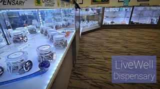 image feature LiveWell Dispensary - Broadway