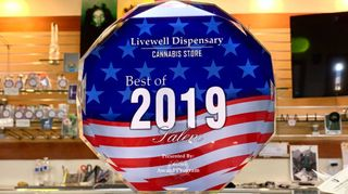image feature LiveWell Dispensary - Hawthorne