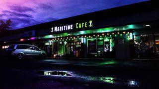 image feature Maritime Cafe - Gladstone