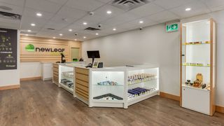 image feature NewLeaf Cannabis - Bridgeland