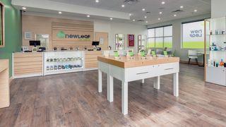 image feature NewLeaf Cannabis – Lethbridge, Sunridge