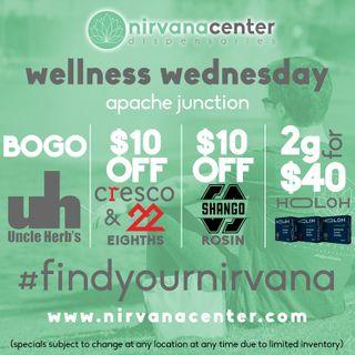 image feature Nirvana Center - Apache Junction
