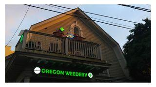 image feature Oregon Weedery