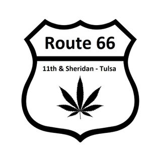 image feature Route 66 Dispensary