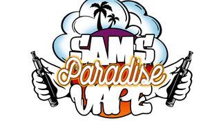 image feature Sam's Paradise Vape & CBD