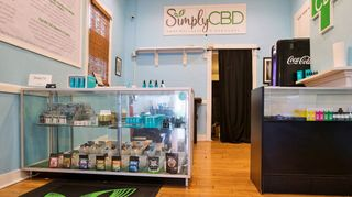image feature Simply CBD: Hemp Wellness Dispensary