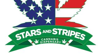 image feature Stars and Stripes Dispensary